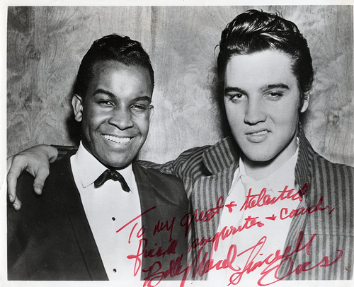 BillyWard_n_Elvis_Presley_circa_1955