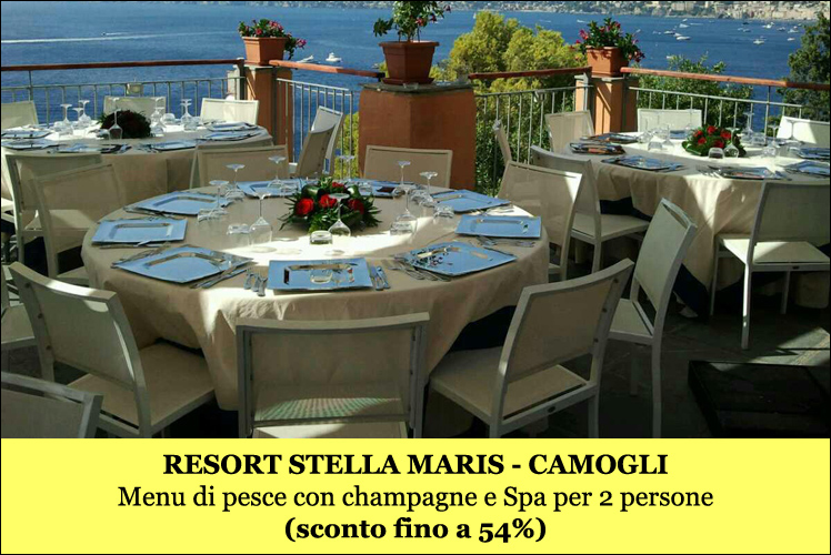 resort stella maris camogli