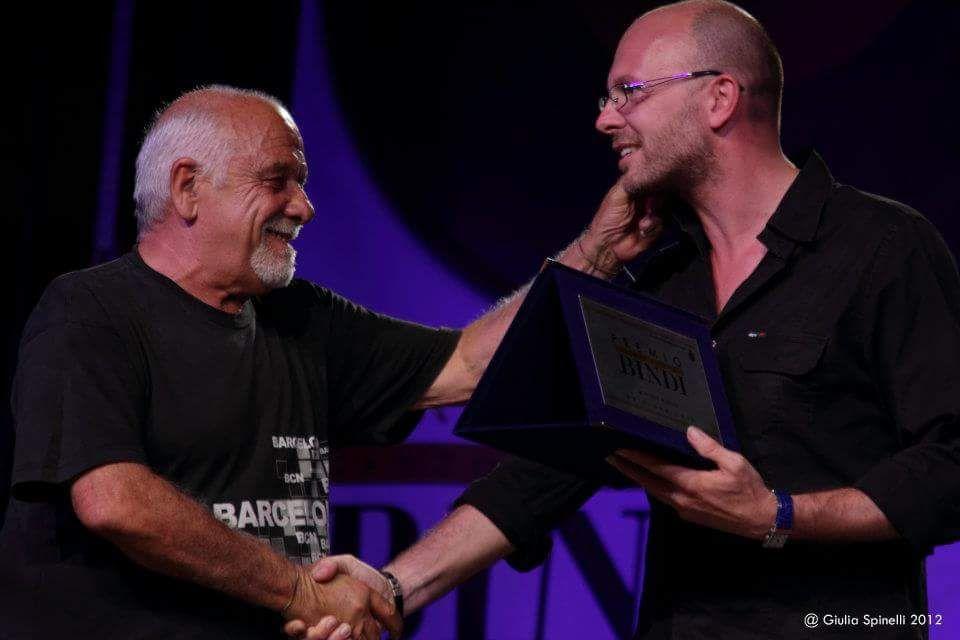 Fabrizio Casalino Premio Bindi