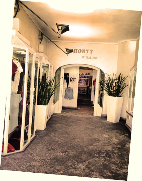 shorty boutique santa margherita ligure