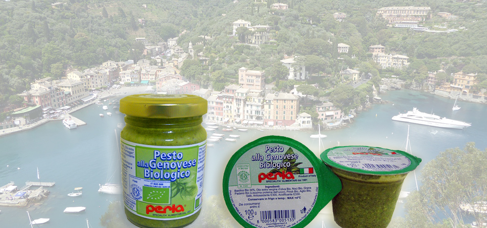 pesto genovese biologico