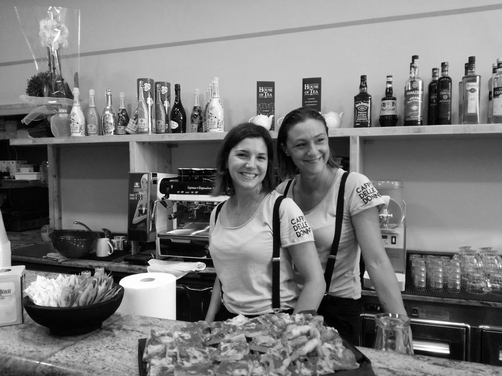 """La Villa delle Donne di Rapallo raddoppia: ora è anche """"Caffè"""""""