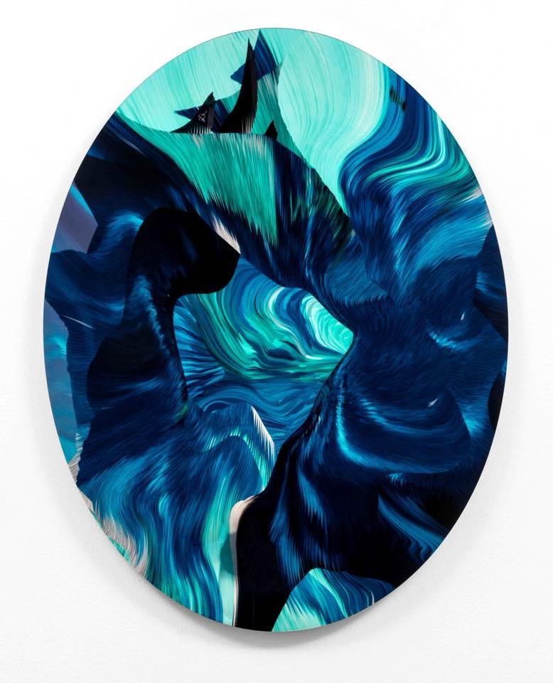 """Deep Blue di Paolo Treni è il nuovo """"gioiello"""" del Museo del Parco"""